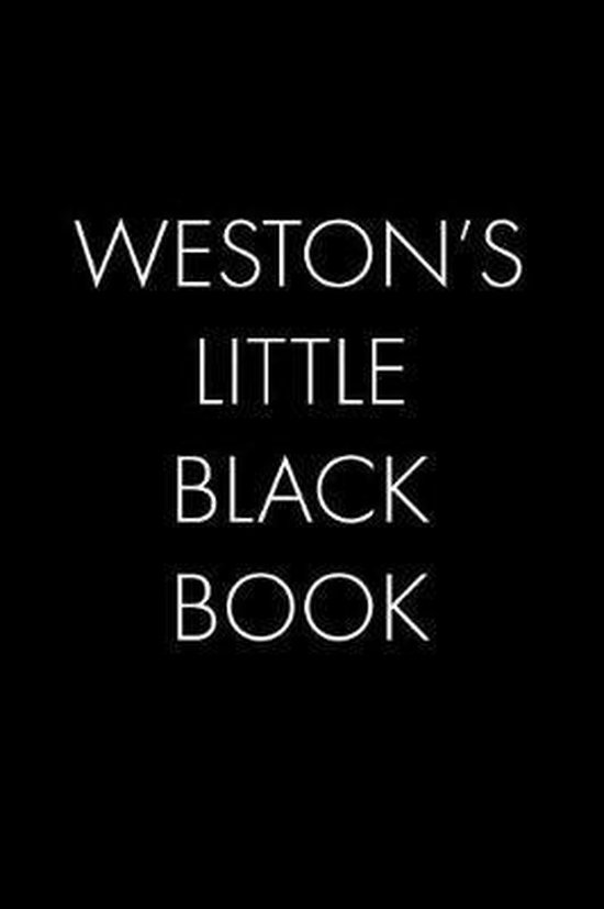 Weston's Little Black Book