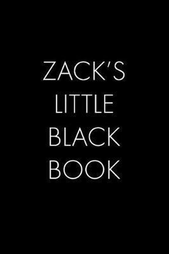 Zack's Little Black Book