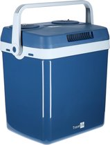 Travellife TL26 Thermo-Elektrische Koelbox - 19L - AC/DC - 12V/230V - Blauw