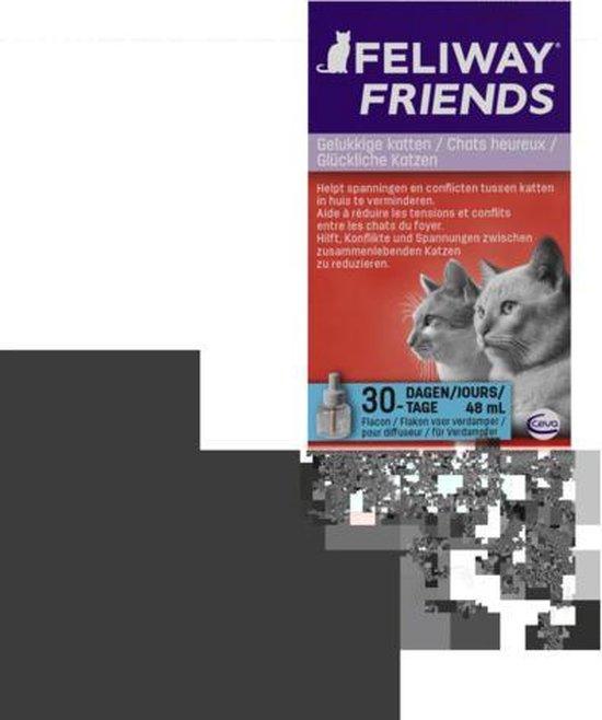 Feliway Friends - Spray navulling - 48 ml - Feliway