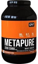 QNT Zero Carb Metapure - 1000 gram - belgian chocolate