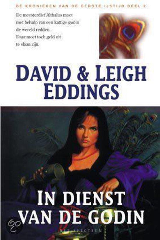 In Dienst Van De Godin - David Eddings |