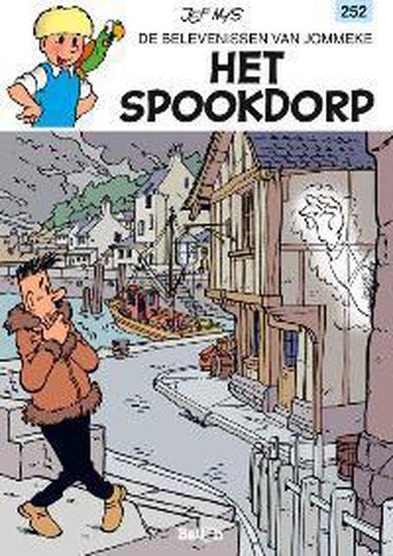 Jommeke 252 - Het spookdorp - Philippe Delzenne pdf epub