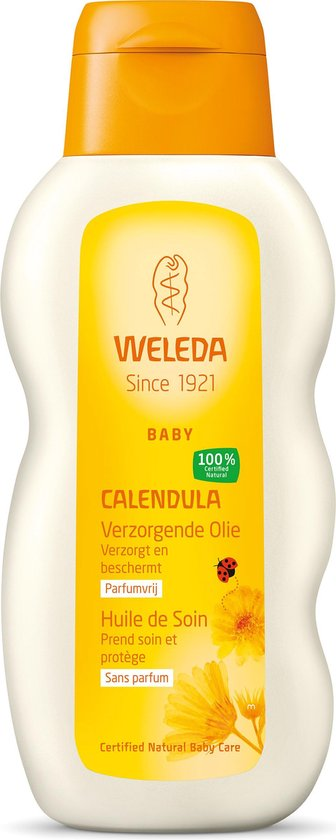 Weleda Calendula Baby Verzorgende Olie - 200 ml
