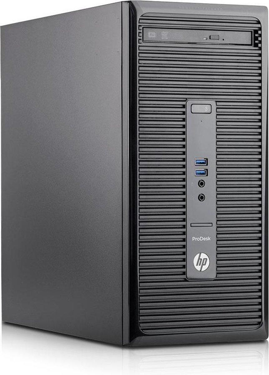 HP ProDesk 400 G2 MT – Refurbished – i3-4150 (3.5GHz)   – 4GB – 500GB