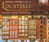 Locatelli: L'Arte Del Violino, Complete Violin Con