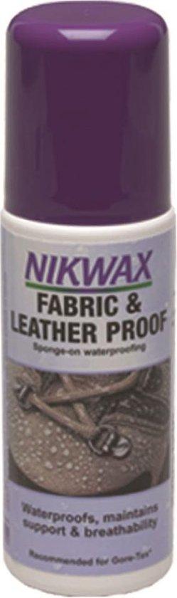 Nikwax Fabric & Leather Proof - impregneermiddel - 125ml