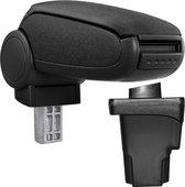 [pro.tec]® Armsteun-Seat Leon III-type-5F-2012-stof-zwart