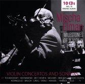 Mischa Elsman: Violin Concertos And Sonatas
