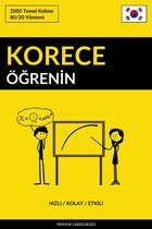 Korece Öğrenin - Hızlı / Kolay / Etkili
