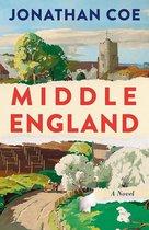 Boek cover Middle England van Jonathan Coe