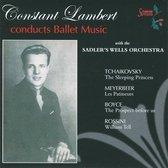 Constant Lambert Conducts Ballet Music