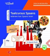 Boek cover Van Dale taalcursus Spaans van Margarita Sandoval (Paperback)