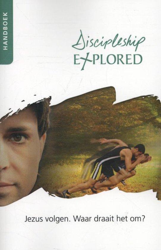 Cover van het boek 'Discipleship explored: Leiderseditie'