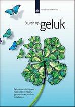 Boek cover SCP-publicatie 2012-13 - Sturen op geluk van Cretien van Campen
