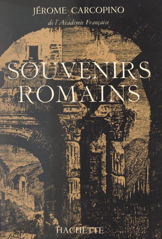 Souvenirs romains