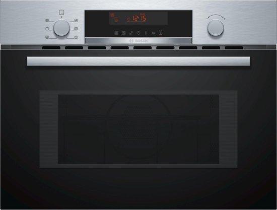Bosch CMA583MS0 Serie 4 - Inbouw combi-microgolfoven met grill