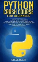 Python Crash Course for Beginners