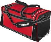 Hummel Shelton Elite Sporttas Unisex - Rood - XS