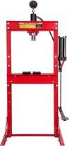 Hydraulische pers werkplaatspers raamwerkpers - shop press - 20 Ton - met...
