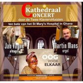 Cathedraal Concert door Twee Klaviervirtuozen (Jan Vayne en Martin Mans) t.b.v. St. Mary's Hospital in Ghana (Oog voor elkaar)