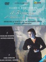 Monteverdi - Ritorno d' Ulisse