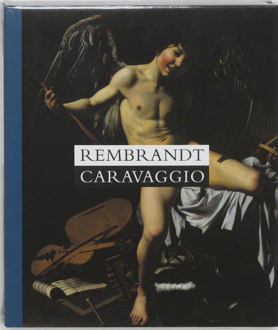 Rembrandt - Caravaggio - Margriet Hommes |