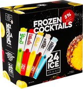 Frozen Cocktails 5% - Mix Package ICE 50-pack