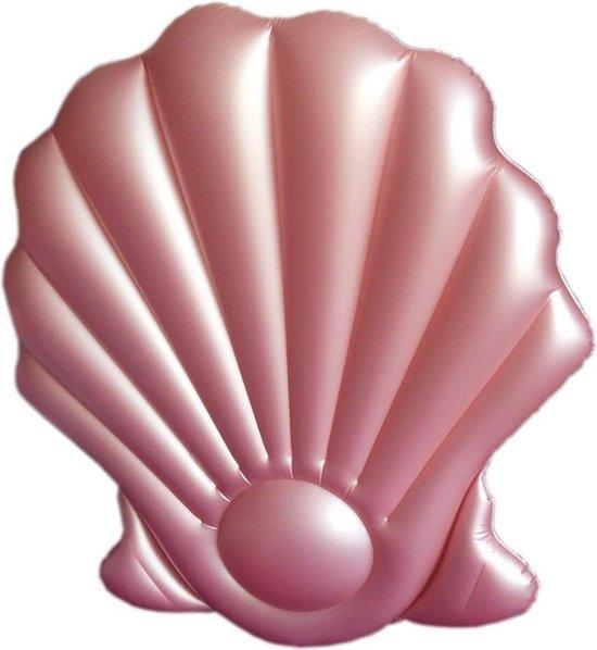 Catshi -Luxe opblaasbare reuze schelp - 163 x 151 cm