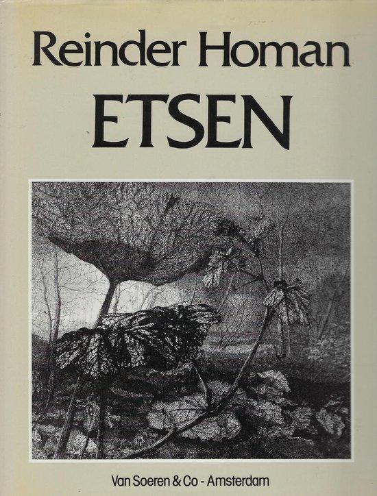 REINDER HOMAN, ETSEN - Heij |