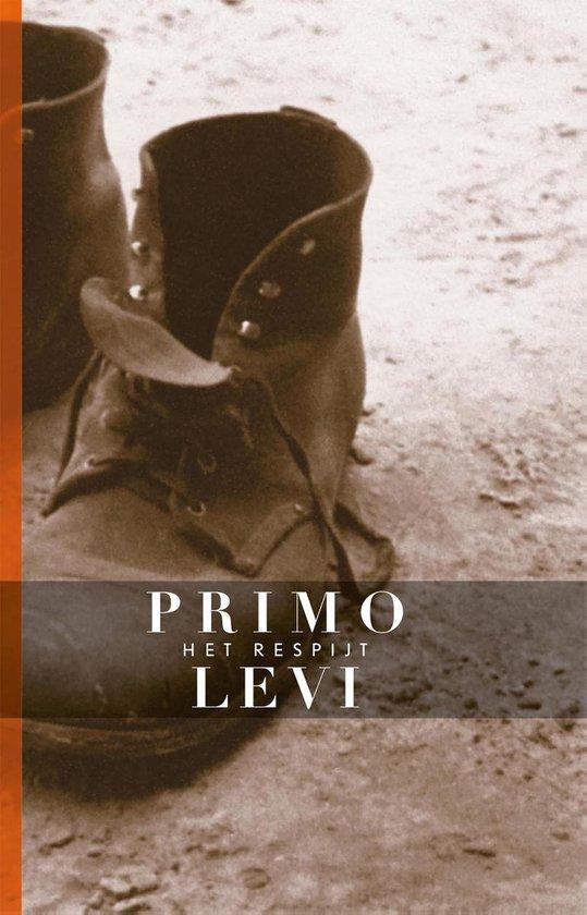 Boek cover Het respijt van Primo Levi