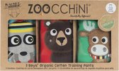 Zoocchini oefenbroekjes boy Forest Chums 3-4 jaar