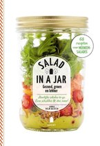 Boek cover Super groen - Salad in a jar van Anna Helm Baxter (Hardcover)