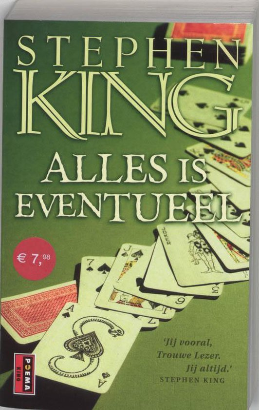 Alles is eventueel - Stephen King |