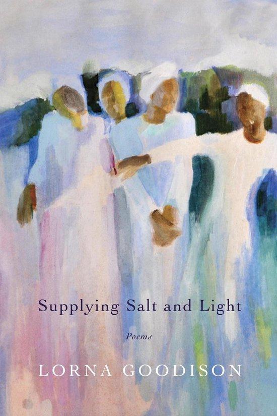 Boek cover Supplying Salt and Light van Lorna Goodison (Onbekend)
