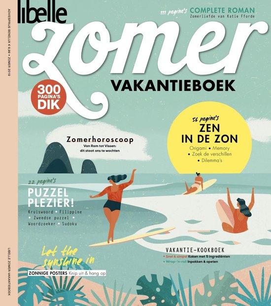 Libelle Vakantieboek 2019 - Sanoma Media Nl. Cluster : Vro |