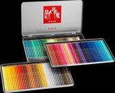 Kleurpotloden Caran D'Ache Pablo 120 potloden
