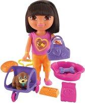 Fisher-Price Dora houdt van Perrito - Speelset