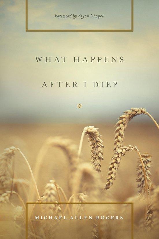 Omslag van What Happens After I Die?