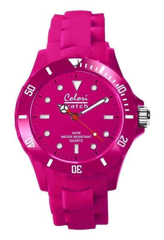 Colori 5-COL074 – Horloge – Roze – 36 mm