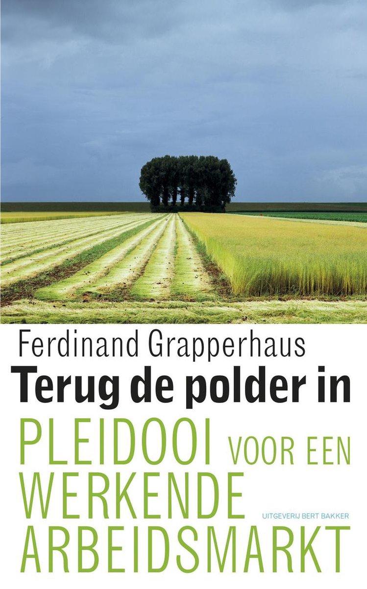 Terug de polder in - Ferdinand Grapperhaus
