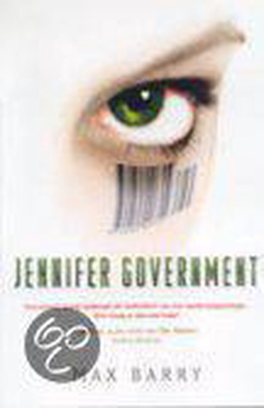 Jennifer Government - Max Barry pdf epub
