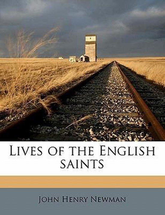 Lives of the English Saints Volume 6