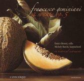 Geminiani: 4 Sonatas For Cello & Basso Continuo