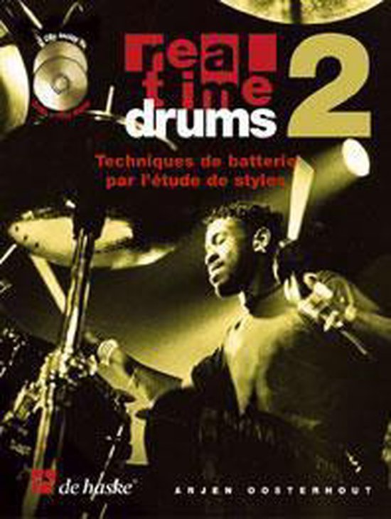 Real Time Drums 2 F - A. Oosterhout pdf epub