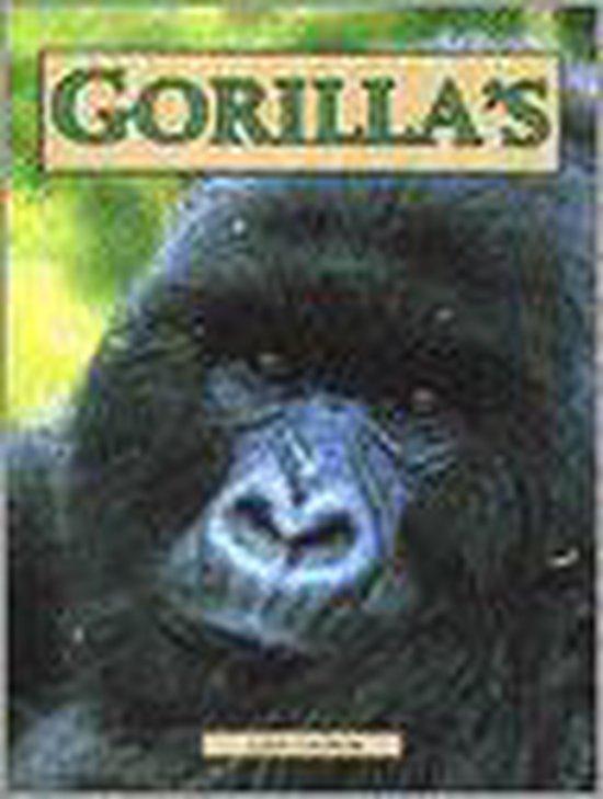 Gorilla's - Sara Godwin |