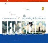 De verjaardagskalender van Nederland