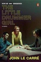 Omslag The Little Drummer Girl (Movie Tie-In)
