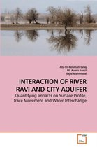 Interaction of River Ravi and City Aquifer