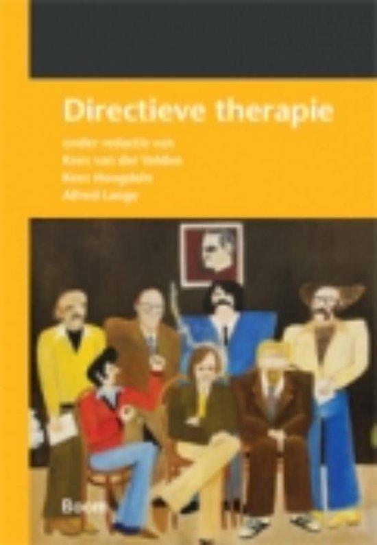 Directieve therapie - Kees van der Velden |